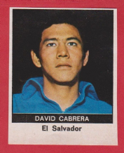 El Salvador David Cabrera CD FAS